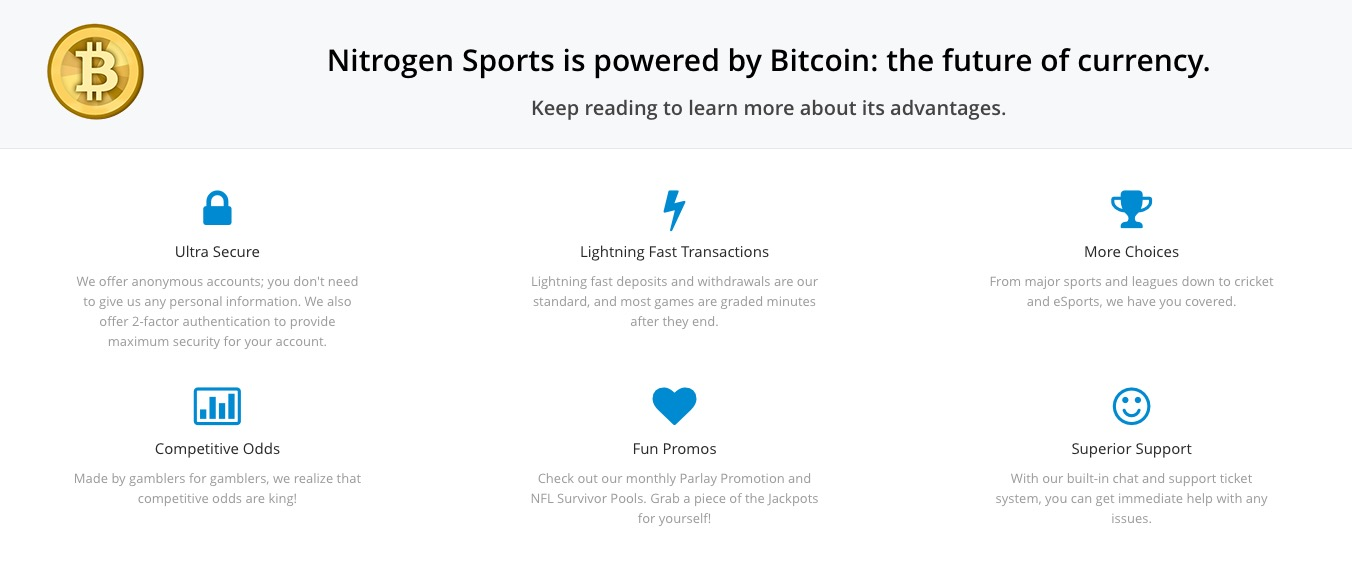 NitrogenSports features